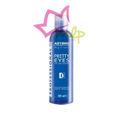 Limpiador de ojos de artero, uso diario hasta rebajar la mancha del pelo, desposes dos veces en semana nos bastara, envase de 250 ml