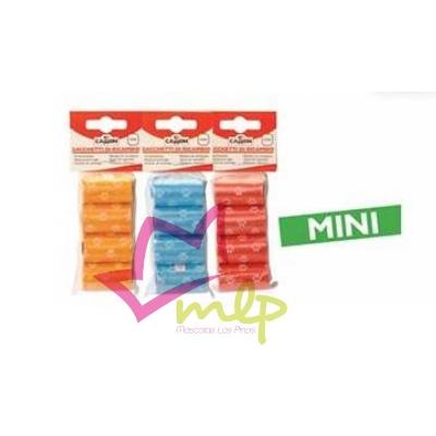 bolsas de recambio para porta bolsas minis, como Bon ton nano o City go de camon, resistentes y de calidad, disponible en varios colores, indicado para perros pequeños, minis y toys.