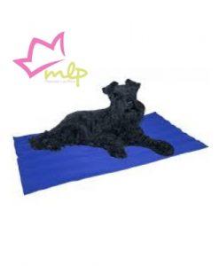 Colchoneta de pvc para perros pequeños y medianos, enfría al momento, funciona por contacto.