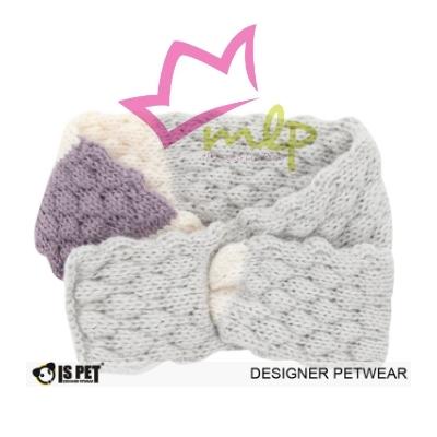 Bufanda para perros pequeños, de tejido polar, fácil de poner, evita resfriados e irritaciones de garganta.