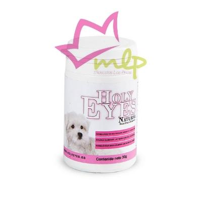 Producto natural para eliminar las machas del lagrimeo en perros como el Bichon martes. Sin efectos secundarios en 15 dias comenzara a ver los resultados.