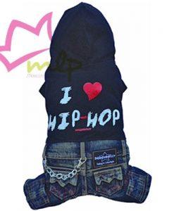 Camiseta y vaqueros Hip Hop, conjunto de cuerpo entero. Original conjuntocompuesto por pantalones tejanos y camiseta con estampado Hiphop.